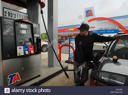 Man Pumps Gas Into His Automobile As US Gas Prices Hit Record Highs ... Red Diesel Prices 2018 Crown Oil Uk Fuel Prices Alternative Wikipedia This Morning I Showered At A Truck Stop Girl Meets Road Former Pilot Flying J Trainee Told To Get Your Mind Comfortable Lorry Owners Nationwide Strike Over Hike In Fuel And Gut Feeling Radical Islam Crude Oil Ready Rumble The Travelcenters Of America Made Money On Lower 2014 Our Fuels Services Payment Options Featured Products Topsfield Uhaul Trucks How Save Gas Expenses Youtube