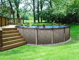 Ground Plans Intex Pallet Pool Deck Ideas With Above S Prices Small Backyard Landscaping