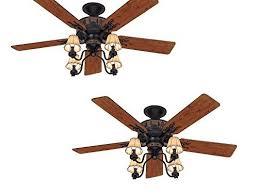 hunter flush mount ceiling fans panels world