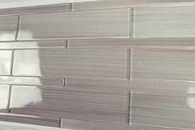 gray glass subway tile gainsboro for kitchen backsplash or
