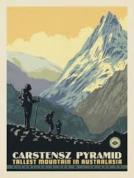 100 Mountain Design Group Anderson World Travel 7 Summits Carstensz