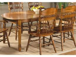 American Of Martinsville Dining Room Set by Oak Dining Room Sets With Hutch 24827 Provisions Dining