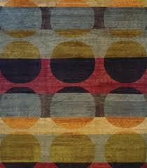 Tufenkian Tibetan Modern Total Eclipse Vineyard Rug Contemporary Area Rugs Carpets Luxury