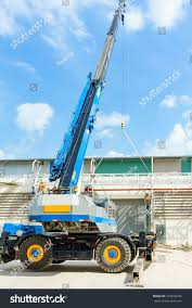 Blue Hydraulic Truck Crane Standing On Stock Photo (Royalty Free ... 110ton Grove Tms9000e Hydraulic Truck Crane For Sale Material 5ton Isuzu Mounted Youtube Ph Lweight Cranes Truckmounted Crane Boom Hydraulic Loading Pk 100 On Rent 19 Ton American 1000 Lb Tow Pickup 2 Hitch Mount Swivel 1988 Linkbelt Htc835 For Cranenetworkcom Dfac Mobile Vehicle With 16 20 Lifting 08 Electric Knuckle Booms Used At Low Price Infra Bazaar Htc8640 Power Equipment Company