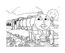 Coloriage Trains A Imprimer Gratuit