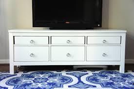 Hemnes 6 Drawer Dresser Hack by Pretty Dubs Ikea Hemnes Hack Tv Unit Makeover