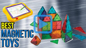 Magna Tiles 100 Piece Target by Top 10 Magnetic Toys Of 2017 Video Review