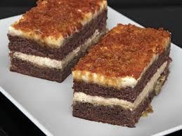birnen karamell torte kochpoetin