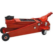 Trolley Jack Vs Floor Jack by Sca Hydraulic Trolley Jack 2500kg Supercheap Auto