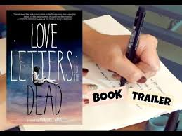 LOVE LETTERS TO THE DEAD BOOK TRAILER