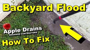 Backyard Flood Needs French Drain, DIY For Homeowners - YouTube Virginia Beach Drainage Solutions Contractor Yard Madecorative Landscapes Inc Memphis Tn Contractors Do It Yourself Yard Drain Youtube Almost Perfect Landscaping Best 25 French Drain Ideas On Pinterest Drainage Turning Your Ditch Into A Beautiful Dry Stream Bed Water Garrett Churchill Nine Red Wheelbarrow Rain Chain Cute Solution Gravel Patio Drain Pictures Archives South Jersey