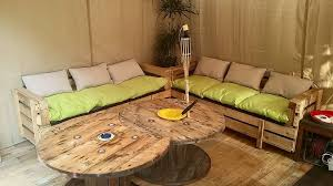 Plans For Pallet Patio Furniture by Living Room Pallet Tables Centerfieldbar Com