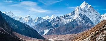 mountain ranges of himalayas himalayas