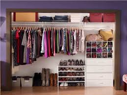 Container Store Closet How To Organize A Walk In Closet Do It