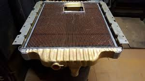 100 Custom Truck Las Vegas Copper Brass Industrial Radiator With Crankhole For A