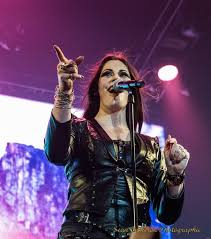 The Last Time Finlands Biggest Musical Success Story Nightwish Appeared In UK They Played A Few Very Well Attended Shows O2 Academy Venues Around