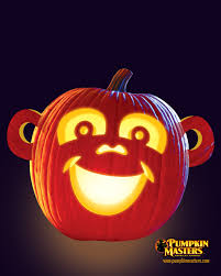 Minion Pumpkin Carving Templates Free Printable by Going Ape