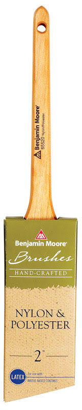 Benjamin Moore Nylon and Polyester Angle Paint Brush - 2""