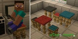 Furniture addon [Minecraft PE 1 2 ]