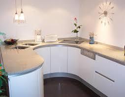 plan de travail cuisine marbre cuisine en naturelle en forme u marbre