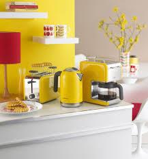 Yellow And Black Kitchen Decor