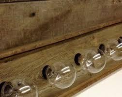 Rustic Barn Bathroom Lights by Best 25 Rustic Vanity Lights Ideas On Pinterest Vanity Light