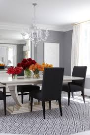 Standard Size Rug For Dining Room Table by How To Choose The Right Size Rug For Every Room Architectural Digest