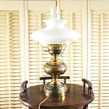 Ebay Antique Table Lamps by Table Lamp Vintage Glass Lamp Shades Ebay Antique Stained Table