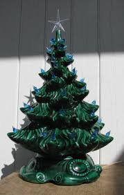 Cracker Barrel White Ceramic Christmas Tree by Ceramic Christmas Tree With Lights Affordable Small White Glazed