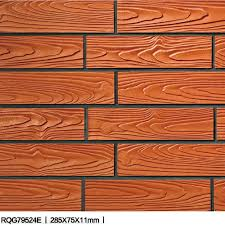 foshan supplier best price wooden wall tiles and brown ceramic