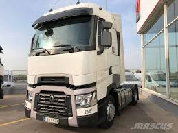 Renault T520 HIGH SLEEPER CAB_truck Tractor Units Year Of Mnftr ...