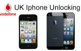 Unlock Vodafone iPhone 6 Plus 6 5s 5c 5 4s 4 UK Carrier WATCH
