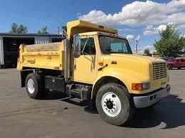 100 International 4700 Dump Truck 2001 For Sale 111977 Miles Pacific