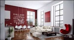 Red Living Room Ideas 2015 by Red Accent Wall Living Room Design Centerfieldbar Com