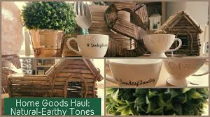 Home Goods Haul