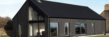100 Modern Rural Architecture Metalclad Eco Cottage Puts A Modern Spin On Irish Rural