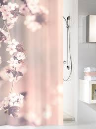 kleine wolke duschvorhang blossom wellsana