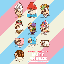 Puglie Pug — Puglie Ice Cream Truck Series Is Complete! Poster,... The Many Releases Of Sonic Hedgehog Ice Cream Bar W Gumball Surly Truck Page 4 Mtbrcom Stickers Popsicle X12 Inch Ebay Vans Food Pinterest Cream Van Truck Birthday Party And Balloons Advertising Van Stock Photos By Mcanallenart Redbubble Car Vector Ice Png Download 1200 I Scream You Junkyard Find 1998 Ford Windstar Truth About Cars Intertional Housekeeping Week Crazy Stuff Ive Seen In Dallas Texas Hilarious Edition