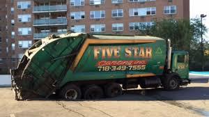 100 Sanitation Truck Private Sanitation Trucks Face NYPD Crackdown In Manhattan Brooklyn