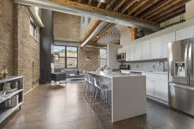 100 Wrigley Lofts For Sale Twobed Lakeview Loft With 34foot Ceilings Curbed Chicago