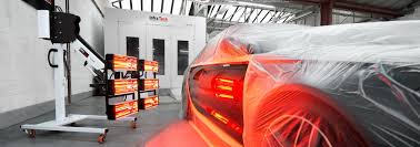 Infratech Heat Lamp Bulb by Infrared Paint Curing Lamps Infratech Automotive Solutions
