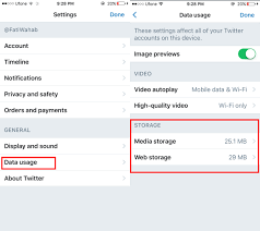 How To Clear The Twitter App Cache In iOS