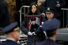 Washington Obama Signs Law Donations To Slain NY ficers