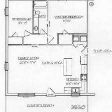 Barndominium Floor Plans 40x50 by Barndominium Floor Plans For Planning Your Barndominium 40x50