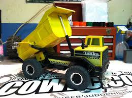 JRP RC - Tonka Dump Truck Rc Conversion Finished | Scratch Built RC ... Find More Plastic Tonka Dump Truck Toy Box See Comments For 1984 51092 Stony Bros Cstruction 15 12 X 5 1 Custo M 1957 Tandem Axle Dump Truck The Is The Dynacrafts Mighty A Mighty Indeed Boston Herald Ford F750 Tinadhcom Any Collectors Redflagdealscom Forums Vintage Toys Cars Bottom Classic Walmartcom Lamp J Dooley Lamps Shades Pinterest Hydraulic Crank Operated Pressed Steel C