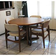 Scandinavian Teak Dining Room Furniture Endearing Decor Buller Table