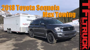 2018 Toyota Sequoia TRD Sport Versus The World's Toughest Towing ... New 2019 Toyota Sequoia Trd Sport In Lincolnwood Il Grossinger Limited 5tdjy5g15ks167107 Lithia Of 2018 Trd 20 Top Upcoming Cars Used Parts 2005 Sr5 47l Subway Truck 5tdby5gks166407 Odessa Wikipedia Canucks Trucks Is There A Way To Improve Mpg City Modified Stuff Pinterest Pricing Features Ratings And Reviews Edmunds First Look At The New Clermont Explore 2017 Performance Lease Deals Specials Greensburgpa