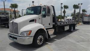 Rollback Tow Truck For Sale In Fort Lauderdale, Florida