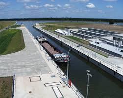 100 Magdeburg Water Bridge Lock Rothensee GCaptain