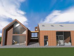 100 Modern Barn Conversion And Extension In Fife Scotland